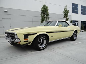 1972 Ford Mustang for sale 100754237