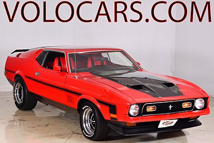 1972 Ford Mustang for sale 100789009