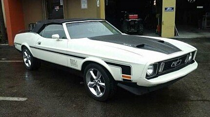 1972 Ford Mustang for sale 100803091