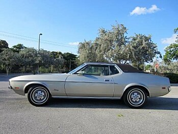 1972 Ford Mustang for sale 100822029