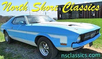 1972 Ford Mustang for sale 100840637