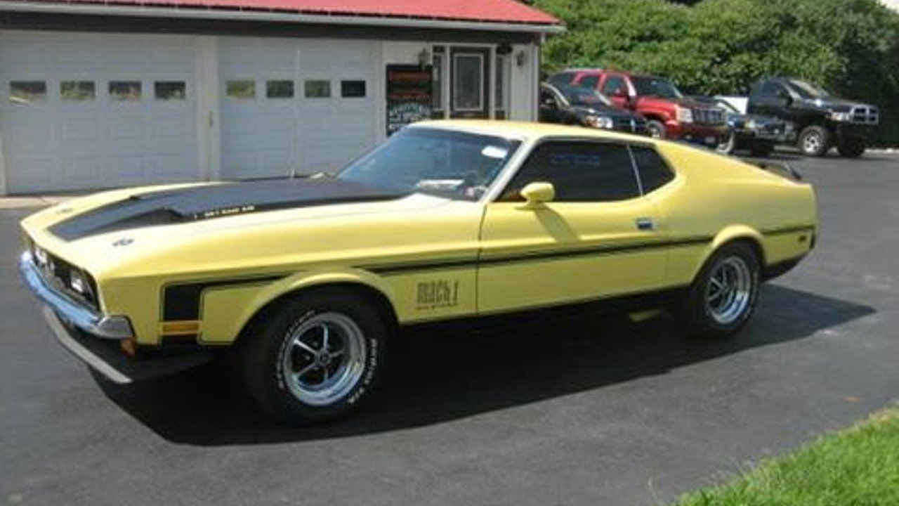 1972 Ford Mustang for sale 100880840