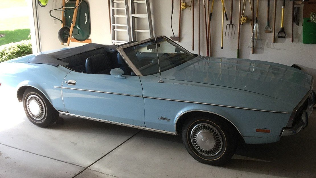 1972 Ford Mustang Convertible for sale 101032191