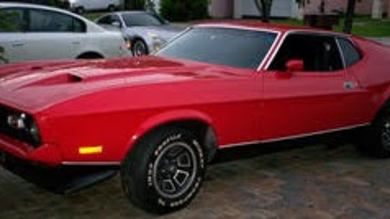 1972 Ford Mustang for sale 100851387