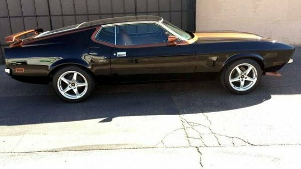 1972 Ford Mustang for sale 100940502