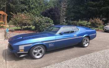 1972 Ford Mustang Mach 1 Coupe for sale 101025453