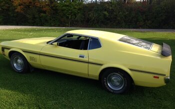 1972 Ford Mustang Mach 1 Coupe for sale 100774880