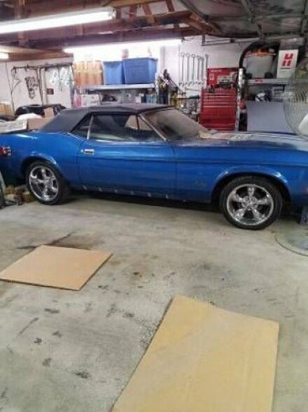 1972 Ford Mustang for sale 100851381