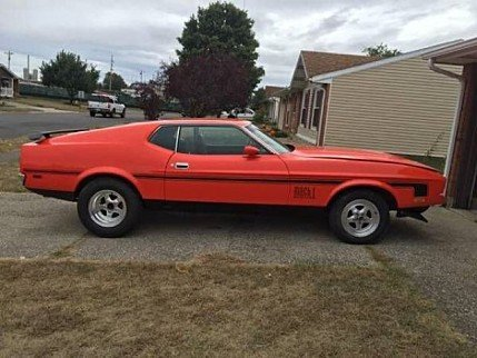 1972 Ford Mustang for sale 100853146