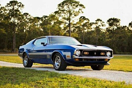 1972 Ford Mustang for sale 100855423