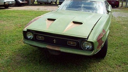 1972 Ford Mustang for sale 100865772