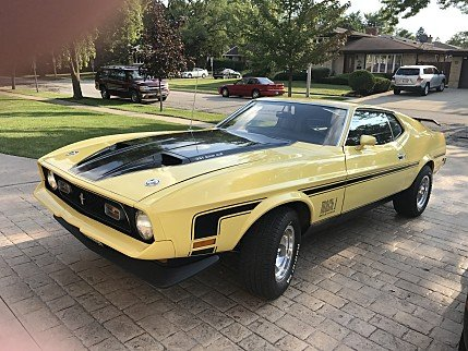1972 Ford Mustang for sale 100910940