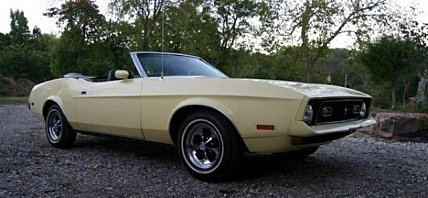 1972 Ford Mustang for sale 100966248