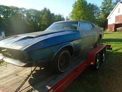 1972 Ford Mustang for sale 100996345