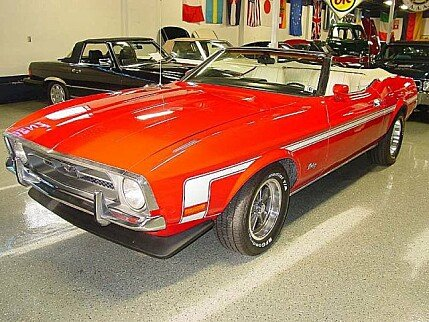 1972 Ford Mustang Classics For Sale Classics On Autotrader