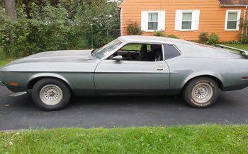 1972 Ford Mustang Fastback for sale 101028186