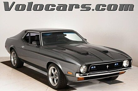 1972 Ford Mustang for sale 101048087