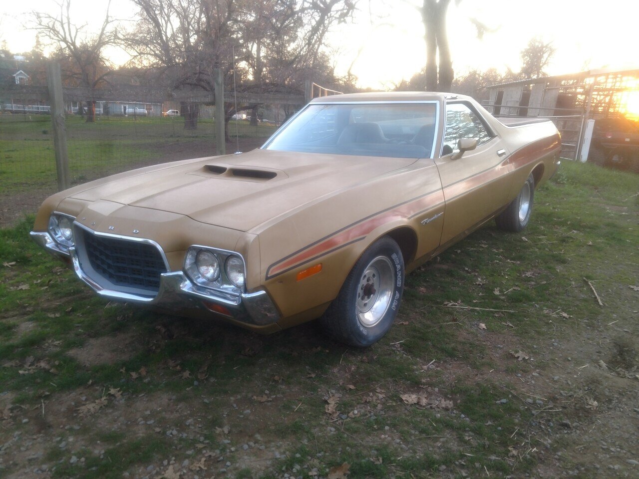 Classic Cars For Sale Auto Trader Com: 1972 Ford Ranchero For Sale Near Somerset, California