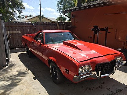 1972 Ford Ranchero for sale 100753577