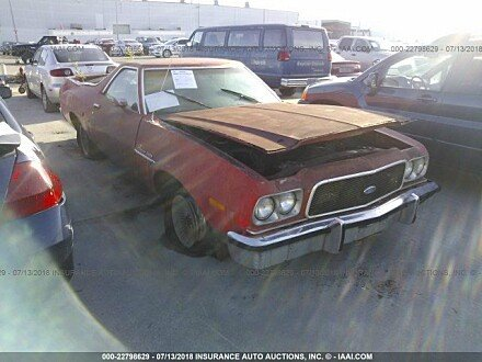 1972 Ford Ranchero for sale 101016089