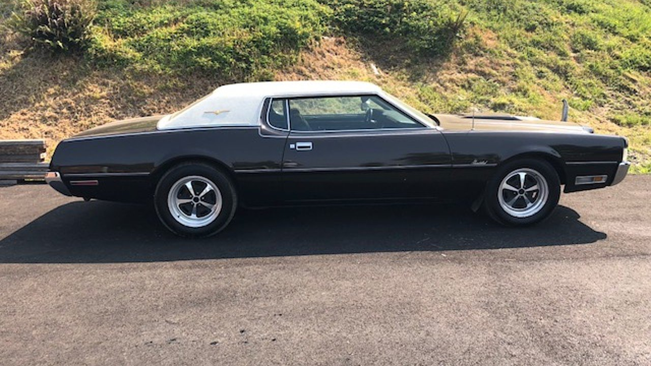 1972 Ford Thunderbird Sport for sale 101008741