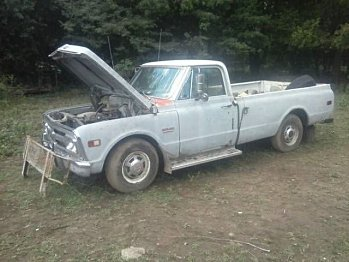 1972 GMC C/K 1500 for sale 100826168