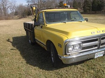 1972 GMC C/K 2500 for sale 100860920