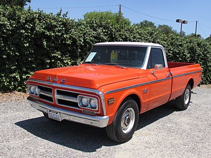 1972 GMC C/K 2500 for sale 100999979