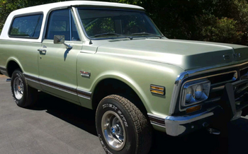 1972 GMC Jimmy for sale 100787222