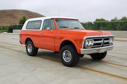 1972 GMC Jimmy for sale 100869767