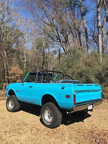 1972 GMC Jimmy 4WD 2-Door for sale 100954635