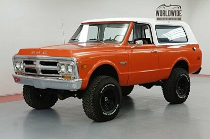 1972 GMC Jimmy for sale 101009649