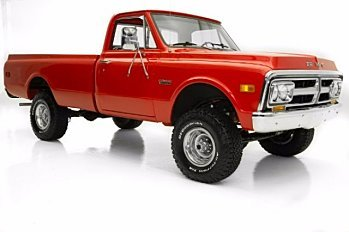 1972 GMC Pickup for sale 100945469