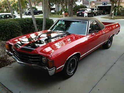 1972 GMC Sprint for sale 100836833