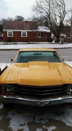 1972 GMC Sprint for sale 100864278