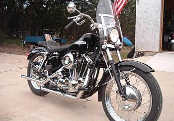 1972 Harley-Davidson Sportster for sale 200420040
