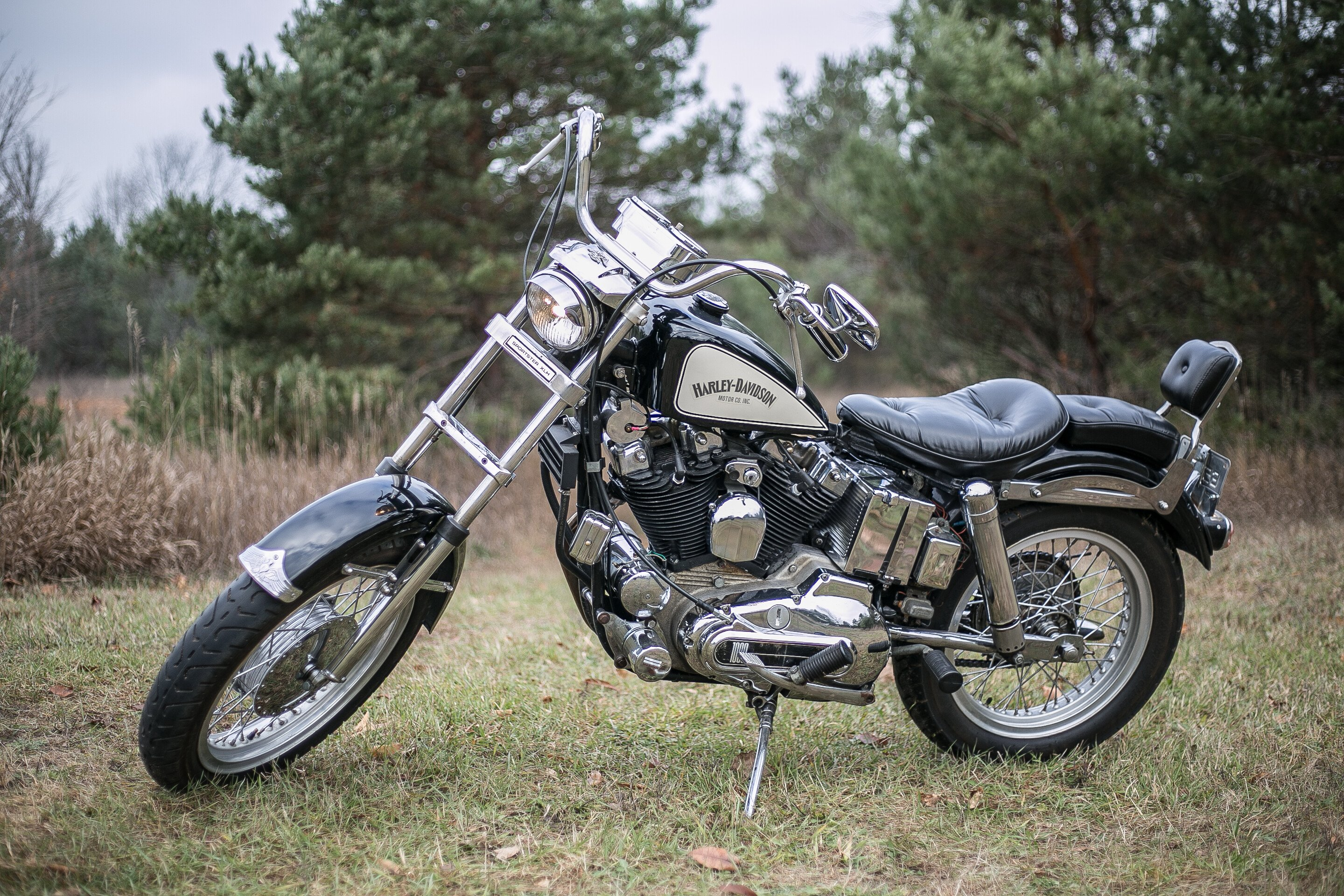 1972 Harley Davidson Sportster Motorcycles Sale 1000 200508018 Pictures
