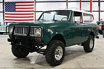 1972 International Harvester Scout for sale 100769185