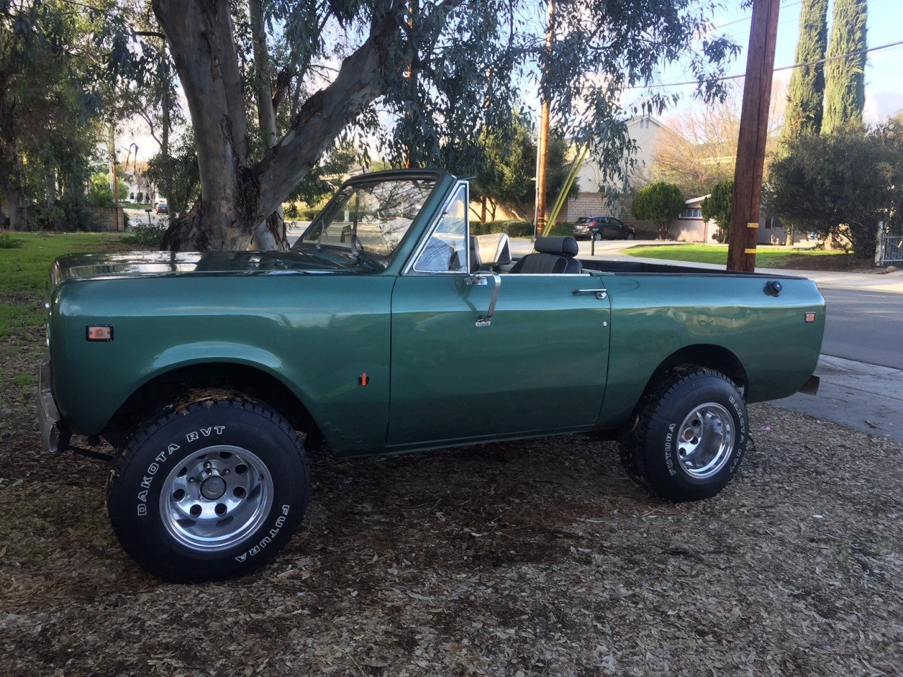 1972 International Harvester Scout For Sale Near Temecula