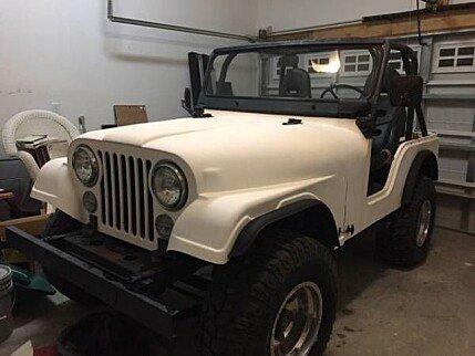 1972 Jeep CJ-5 for sale 100826285