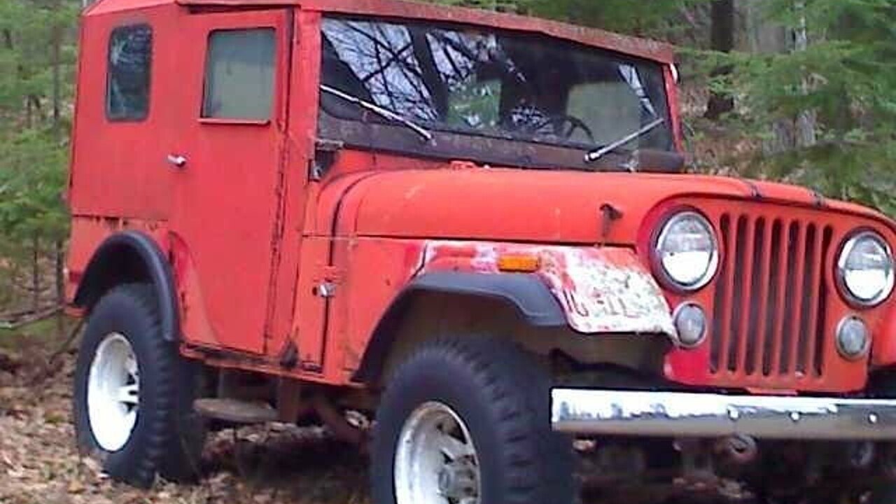 1972 Jeep CJ-5 for sale 100973849