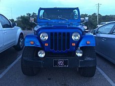 1972 Jeep CJ-5 for sale 100826540