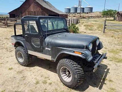 1972 Jeep CJ-5 for sale 100911005
