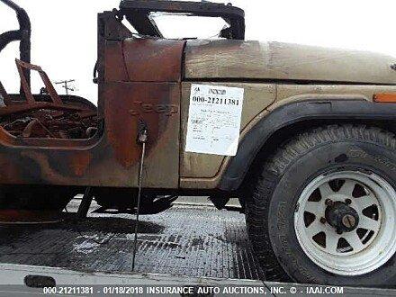 1972 Jeep CJ-5 for sale 101016174