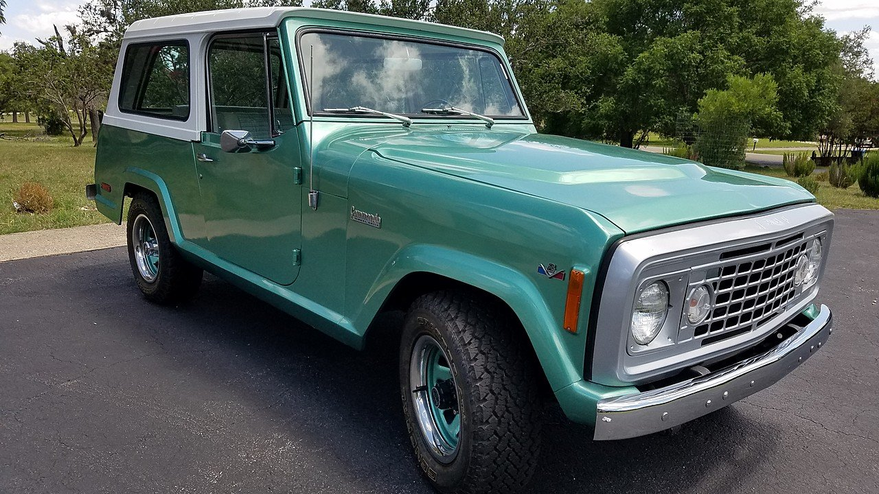 1972 Jeep Commando for sale 100884499