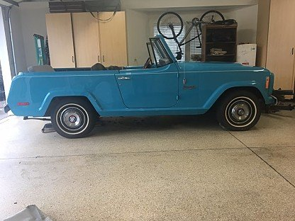 1972 Jeep Commando for sale 100881873