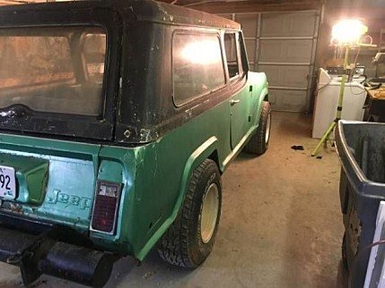 1972 Jeep Commando for sale 100862267