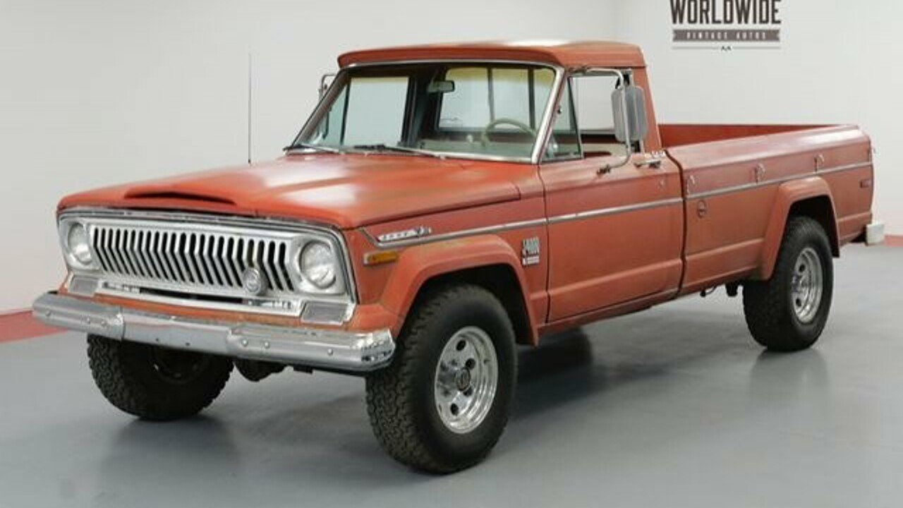 1972 jeep j series pickup for sale near denver colorado 80216 1972 jeep j series pickup for sale 100999225 publicscrutiny Image collections