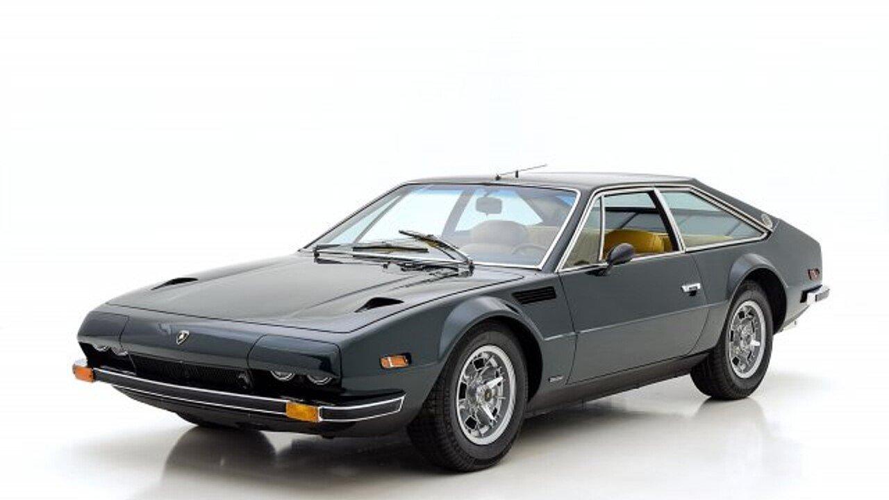 1972 Lamborghini Jarama for sale 100954087