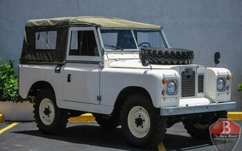 1972 Land Rover Series III for sale 100822109